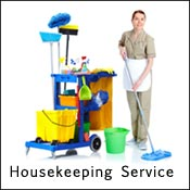 maid and housekeeping service is provided for residents of the Waterford South assisted living facility